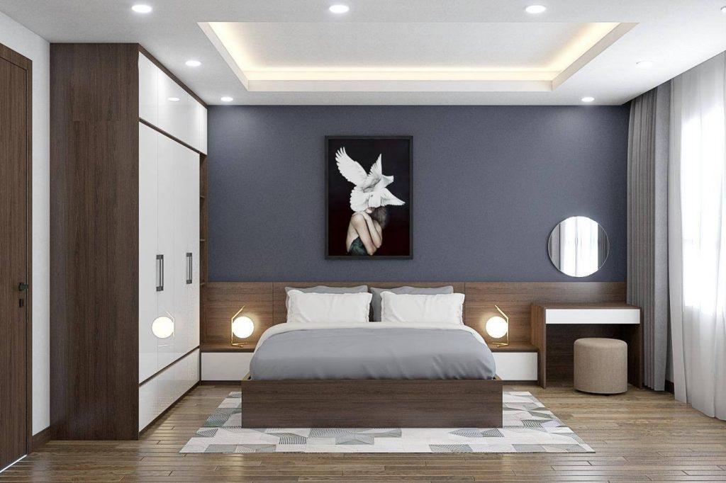 4 mẫu nội thất phòng ngủ đẹp