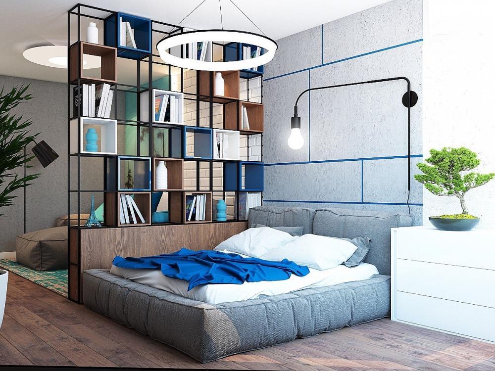 Vẻ đẹp tinh tế của căn hộ nhỏ